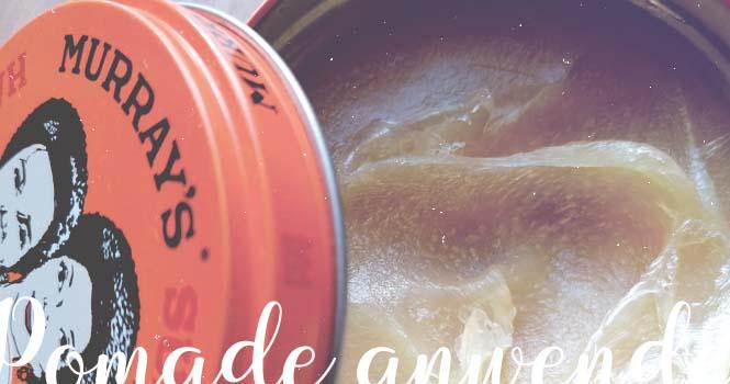 Pomade richtig benutzen: Tipps und Tricks zur Anwendung