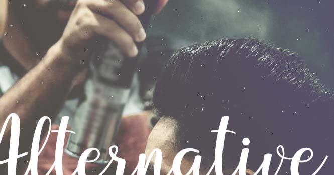 Alternative zu Haargel und Haarspray