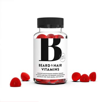 Bearded Lifestyle Bart Vitamine